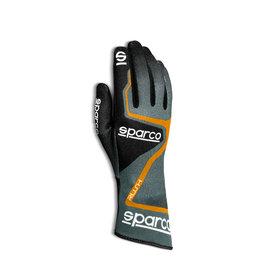 Sparco Sparco Rush kart handschoenen grijs/oranje