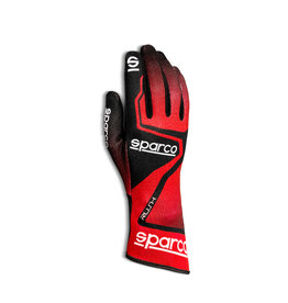 Sparco Sparco Rush kart handschoenen rood/zwart