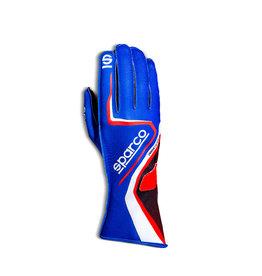 Sparco Sparco record kart handschoenen blauw/wit/rood