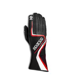 Sparco Sparco record kart handschoenen zwart/rood