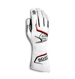 Sparco Sparco Arrow kart handschoenen wit