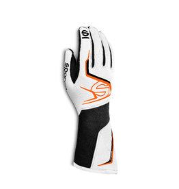 Sparco Sparco Tide kart handschoenen wit/oranje