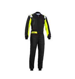 Sparco Sparco Rookie overall zwart/geel