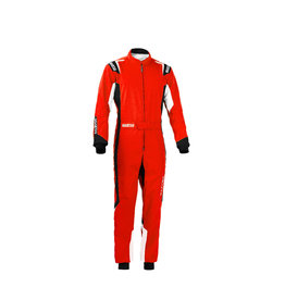Sparco Sparco thunder overall kids rood