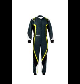 Sparco Sparco kerb overall grijs/geel/zwart