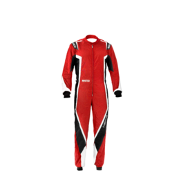 Sparco Sparco kerb overall rood