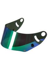 Arai Arai CK-6 vizier spiegel vizier groen