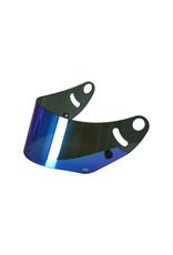 Arai Arai CK-6 vizier spiegel vizier blauw