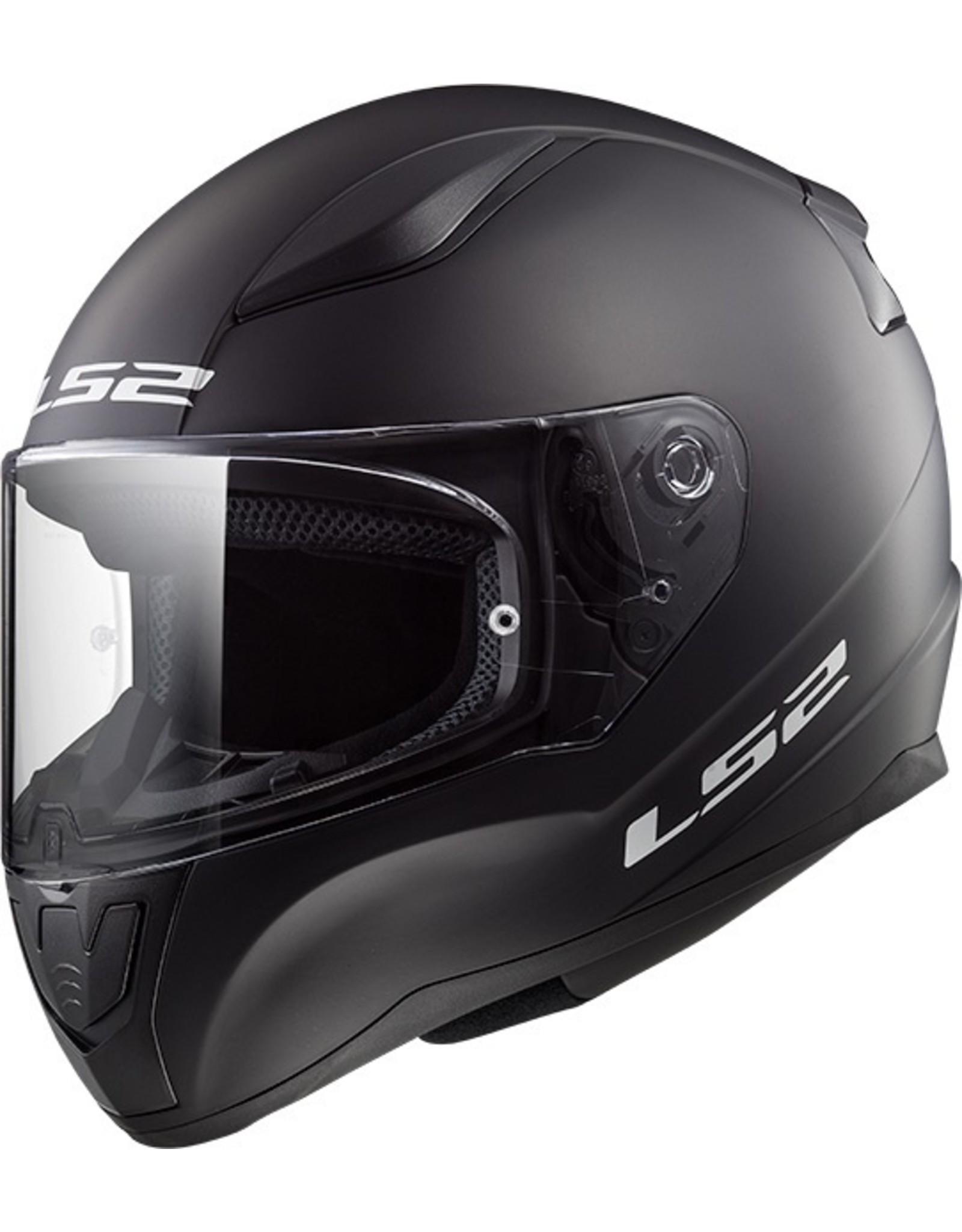 LS2 LS2 FF353 matt zwart