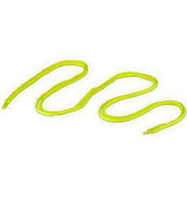 Speed Racewear Speed schoen veter set Fluor geel 115CM