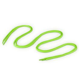 Speed Racewear Speed schoen veter set Fluor groen 115CM