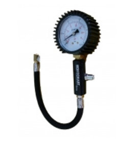 Kartsandparts HQ banden spannings meter  100MM (0-2.5 BAR)