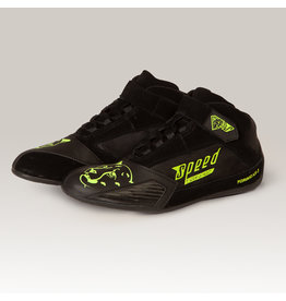 Speed Racewear Speed Torino KS-3 zwart/fluor geel