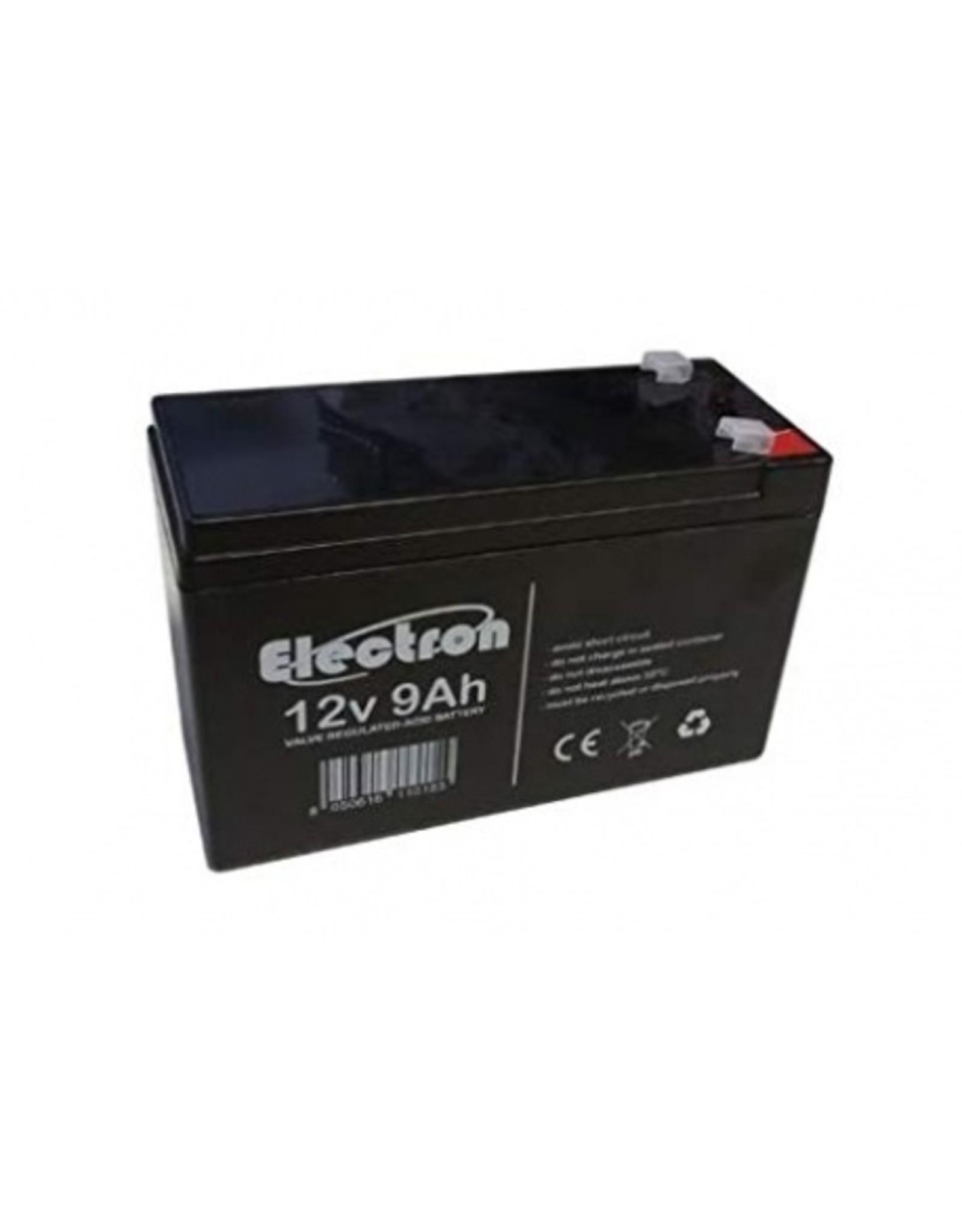 Electron Electron accu 12V 9AH