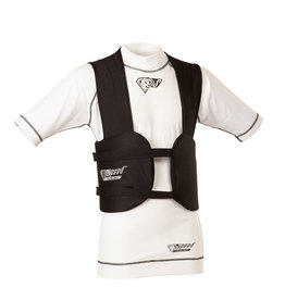 Speed Racewear Speed rib vest zwart