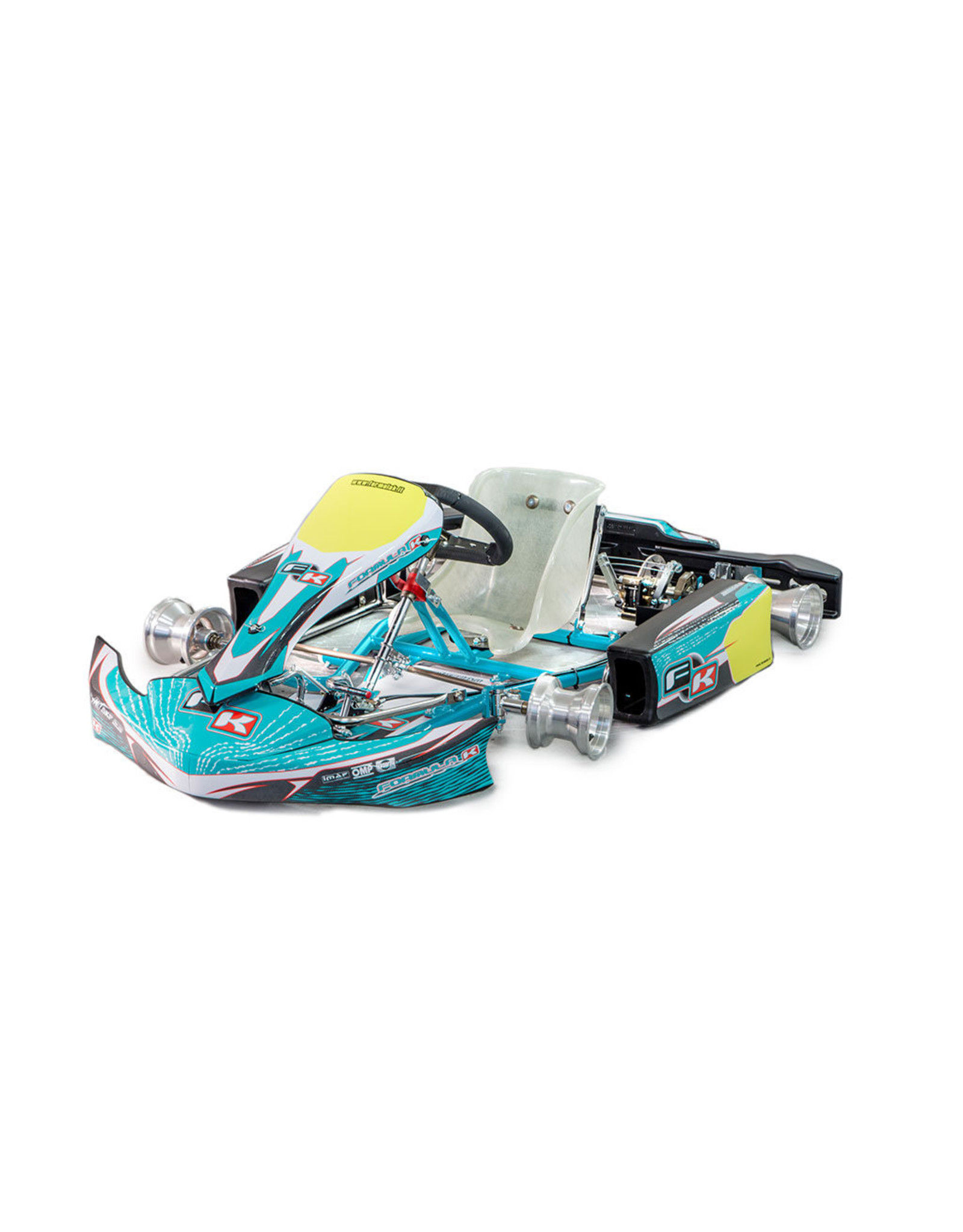 Formula K Formula K Delfino Baby Kart met Honda GX35