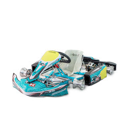 Formula K Formula K Delfino Baby Kart met 140F Motor en banden