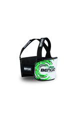 Bengio Bengio bumper rib beschermer wit/ groen