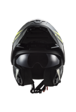 LS2 LS2 FF902 Scope systeem helm zwart/fluor geel