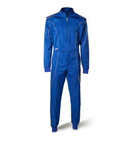 Speed Racewear Speed LVL2 Overall RS-1 Barcelona blauw