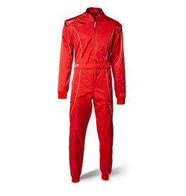 Speed Racewear Speed LVL2 Overall RS-1 Barcelona rood