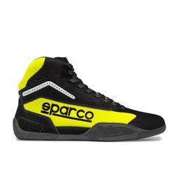 Sparco Sparco Gamma KB-4 Zwart - Geel maat 41
