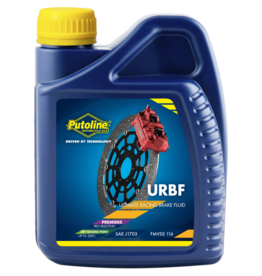 Putoline Putoline Dot 4 high temp. racing Remolie 500ML URBF