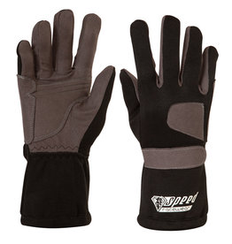 Speed Racewear Speed handschoenen Sydney G-1 Zwart