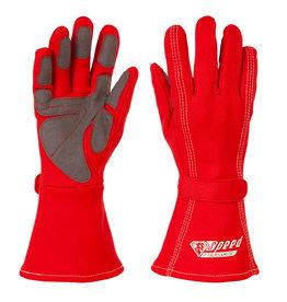Speed Racewear Speed handschoenen Auckland G-1 Rood