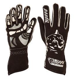 Speed Racewear Speed handschoenen Melbourne G-2 Zwart/wit