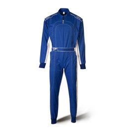 Speed Racewear Speed hobby overall DAYTONA HS-1 Blauw / wit