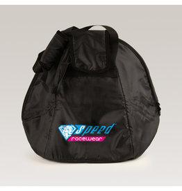 Speed Racewear Speed helm tas Muenster HB-1 zwart