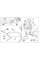 Iame Iame X30 ontsteking (stator+rotor)