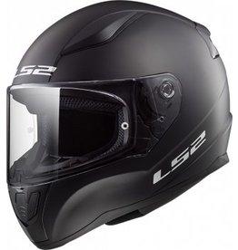 LS2 LS2 FF353 Rapid mini Kids helm matt zwart