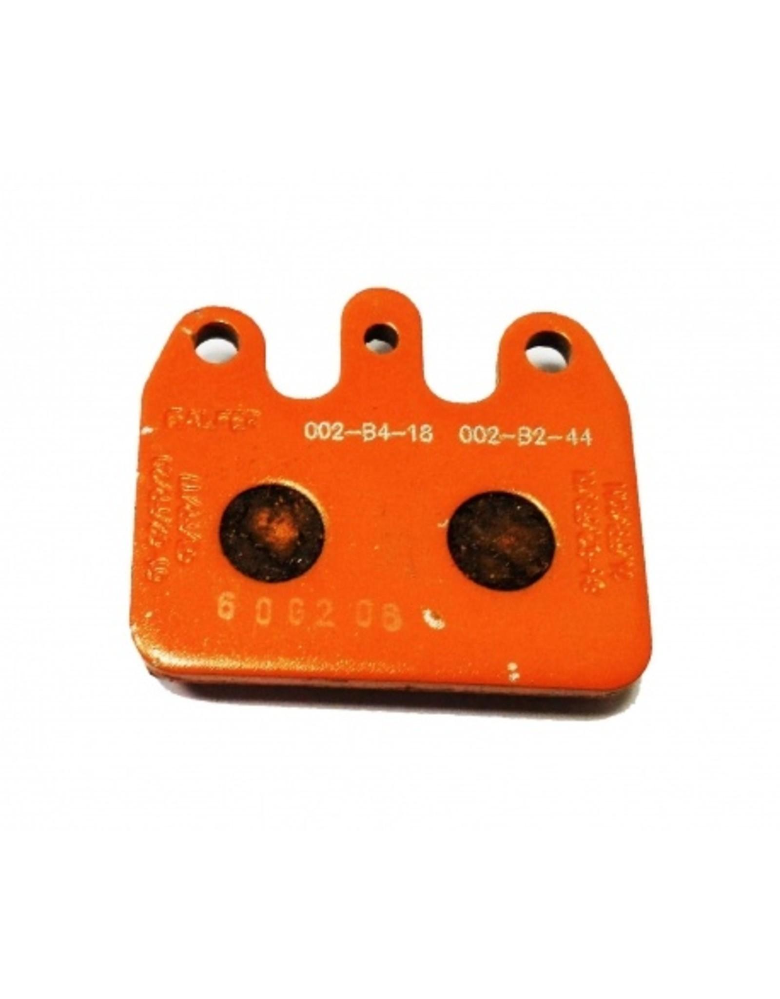 CRG CRG VEN 11 remblokset oranje achter