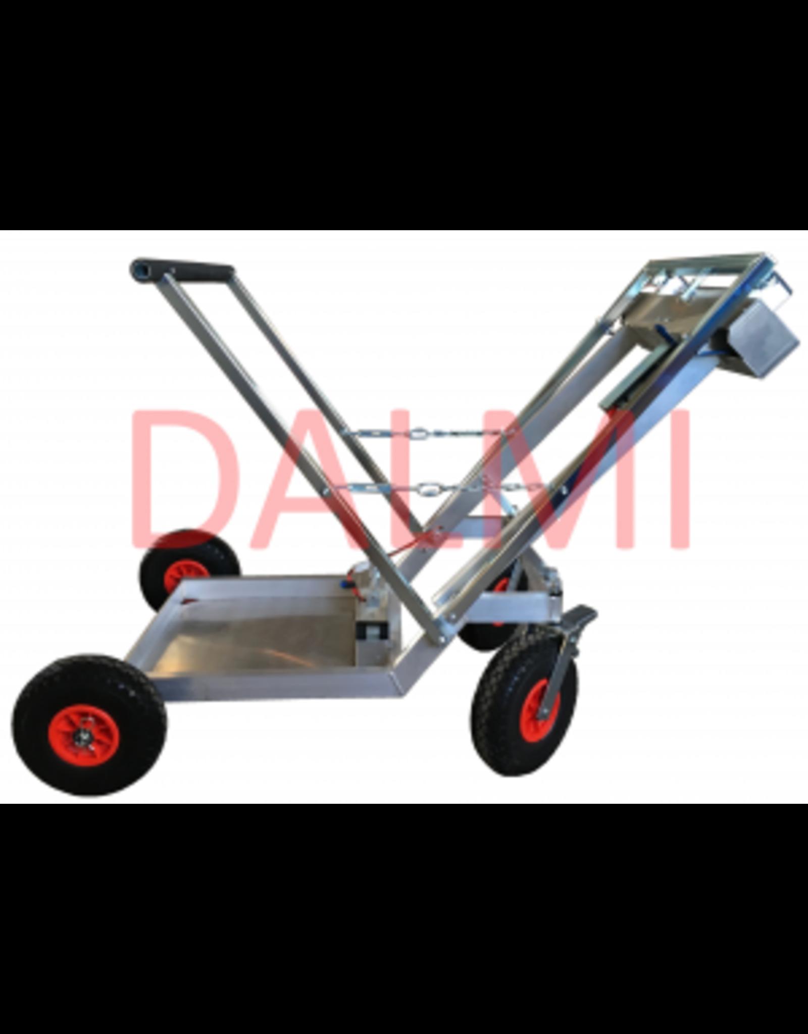 Dalmi Dalmi Kart Lift elektrisch type FOX alu. 260