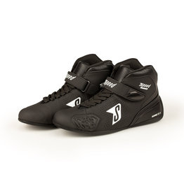 Speed Racewear Speed Rome KS-4 zwart/ wit