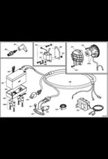 Iame Iame relais start motor 80ah