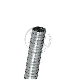 Kartsandparts lengte uitlaat flex 50MM diameter x 1 Meter