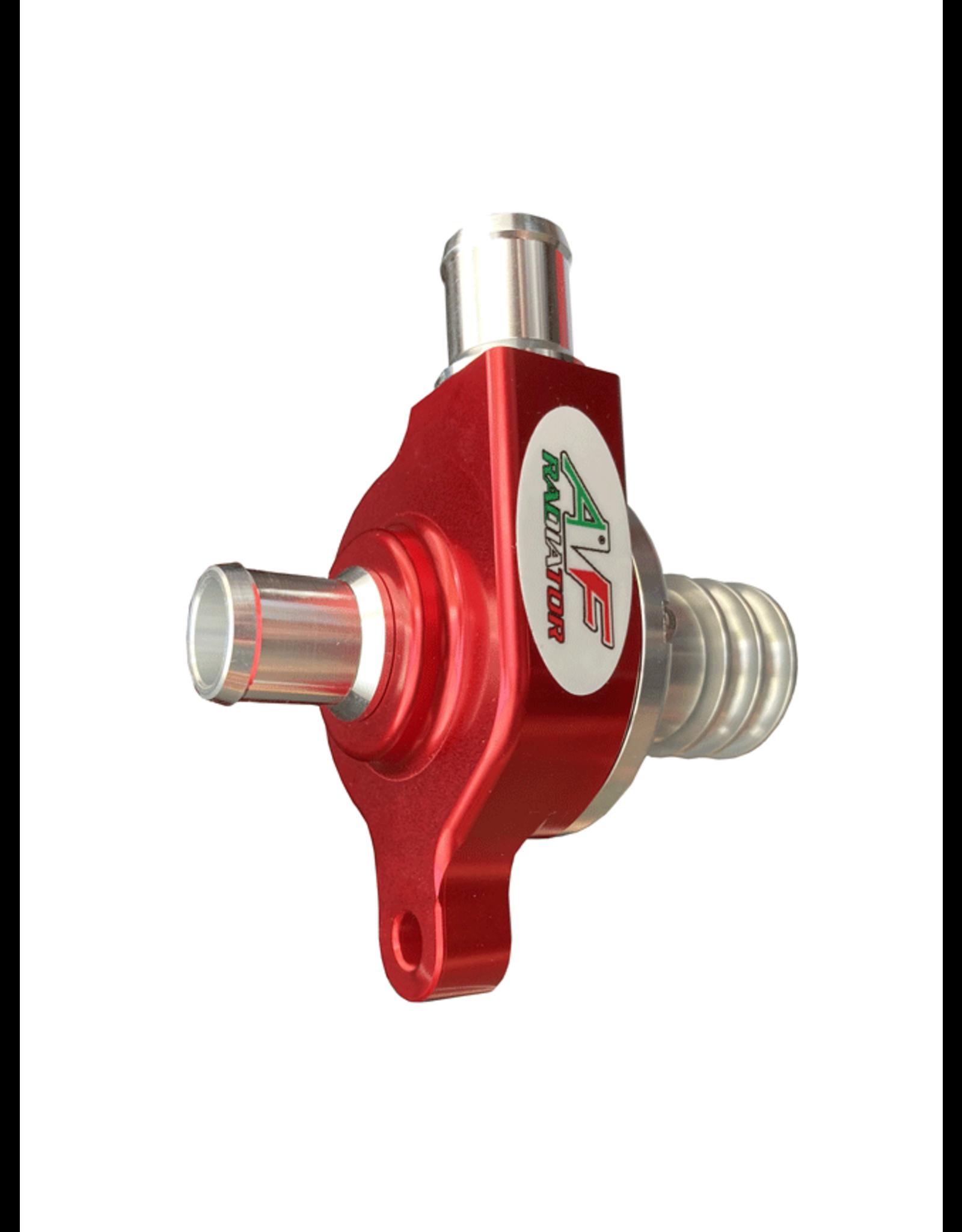 AF Radiator AF Waterpomp rood