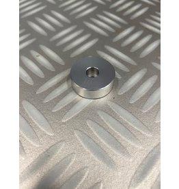 LenzoKart LenzoKart Stoel spacer M8 x 10MM dikte aluminium