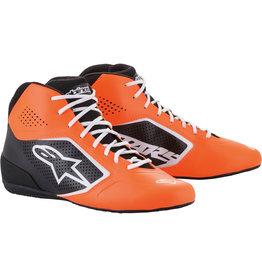 Alpinestars Alpinestars Tech-1 K V2 Start zwart / fluor oranje
