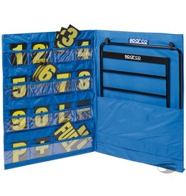 Sparco Sparco pitbord set compleet