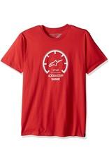 Alpinestars Alpinestars T-shirt Tech Tee rood