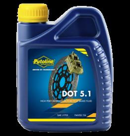 Putoline Putoline Dot 5.1 Remolie 500ML