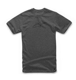 Alpinestars Alpinestars T-shirt Ageless ii Tee donker grijs