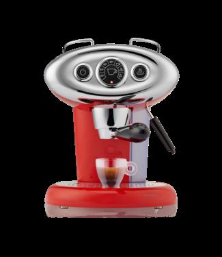 Illy  X7.1 rood – Iperespresso koffiemachine