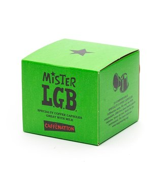 Caffènation Caffènation Mister L.G.B. capsules 10 stuks
