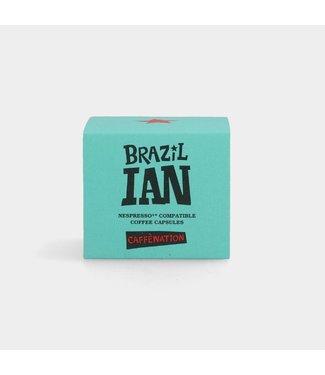 Caffènation Caffènation Brazil IAN  capsules 10 stuks