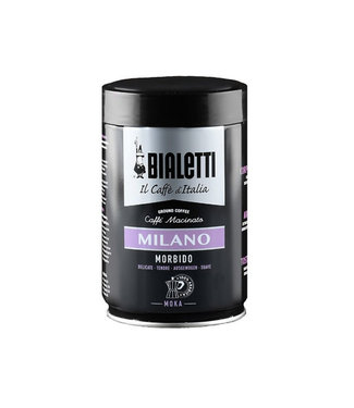 Bialetti Moka Milano gemalen 250 gram
